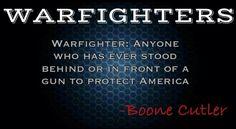 Warfighter Discription