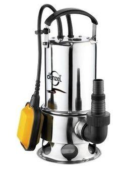 DP1100X de brand DENZEL este o pompa de evacuare a apei din subsoluri, precum și din zonele inundate în apele subterane.Foarte des este folosita în timpul construcțiilor.Capacitate 1100 W pe oră poate pompa 15 500 (15,5 m3) litri de apa pe ora.Pompa poate fi coborâtă în apă până la o adâncime de cel mult cinci metri si poate trage apa pana la o înălțime de 11 metri.Un factor important - mărimea admisibilă a particulelor solide care pot fi conținute în apă și în timpul funcționării…