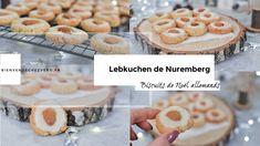 Lebkuchen de Nurember - Biscuits de Noël Allemands - Bienvenue chez vero - PIN IT Lorraine, German Christmas Cookies, Beautiful Christmas, Cookie Recipes, Pie, Cooking, Desserts, Blogging, Passion