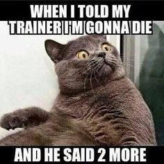 LOL this is so funny . Totally me #crossfit