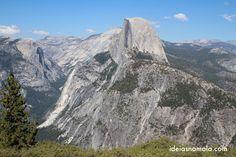 Vista do Glacier Point no Yosemite Mational Park, saiba mais no: http://ideiasnamala.com/2013/10/14/yosemite-park-a-vista-do-glacier-point/
