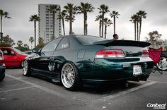 "radracerblog: "" Honda Prelude Coupe bb6 @canibeat """