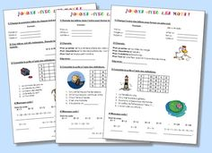 Jeux de vocabulaire – Cycle 2 et Cycle 3