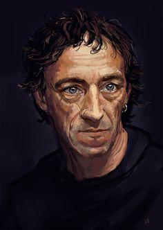 Portrait Practice Study by Kristoff-Kristoff.deviantart.com on @DeviantArt