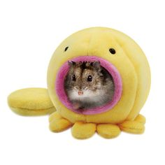 Wholesale Pet Nest Pet Pet Nest Warm Winter Dutch Pig Hammock Guinea Pig Villus Nest Octopus Pet Nest from Our website with high quality and fast shipping worldwide. Cute Small Animals, Small Animal Cage, Hamster Supplies, Hamster Habitat, Dog Toilet, Hamster House, Warm Bed, Pet Cage, Online Pet Supplies
