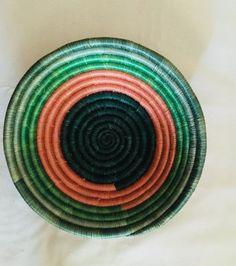 Gift idea basket/ Fall decor/ Straw woven  basket/ Classic braided basket/ Sisal basket/ African wall art/ Baskets shop/ Decor basket/ Decor