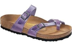 Birkenstocks,maybe not the color but love the style :D