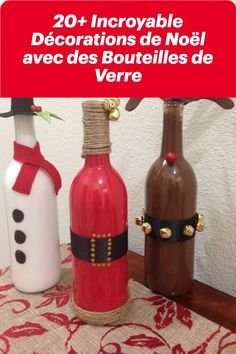 Christmas crafts from old wine bottles holidays decorations xmas merry christmas christmas pictures christmas crafts christmas decorations happy holidays wine bottles Noel Christmas, Winter Christmas, Christmas Ornaments, Handmade Christmas, Outdoor Christmas, Country Christmas, Christmas Greetings, Christmas Oranges, Christmas Topper