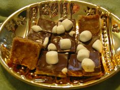 Crackers, Milk Chocolate, Marshmallows is just one of several adorable treats in this post.