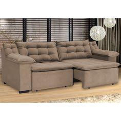 O domingão está chegando ao fim e nada melhor do que um sofá super confortável para relaxar, não é mesmo?