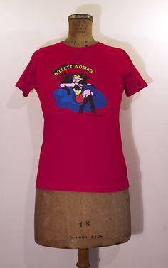 Tshirt Caro From Le Mans en vente chez Influences, 10 rue Gambetta Le Mans #lemans #tshirt #sarthe  #vintage #designsarthois #rillettwoman