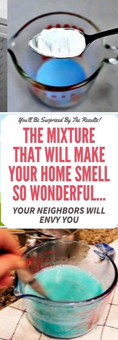 Her House Always Smells Wonderful And Fresh And People Can't Understand Why. Here's Her Secret!!!