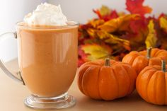 Pumpkin Spice Smoothie (2)
