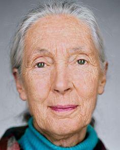 Jane Goodall. MY Professional Idol