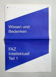 """""""Wissen und Bedenken - FAZ Intellektuell. Teil 1""""  2008"""