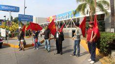 Walmart entregó un peso a los trabajadores por reparto de utilidades: PCM