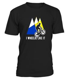 """# MTB Mountain Bike T Shirt   I Wheelie Like it Cycling Shirt .  Special Offer, not available in shops      Comes in a variety of styles and colours      Buy yours now before it is too late!      Secured payment via Visa / Mastercard / Amex / PayPal      How to place an order            Choose the model from the drop-down menu      Click on """"Buy it now""""      Choose the size and the quantity      Add your delivery address and bank details      And that's it!      Tags: Do you love to ride…"""