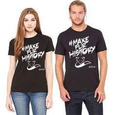 Make Fur History FTLA Apparel Unisex Jersey Black Tee | #MakeFurHistory XS-4XL