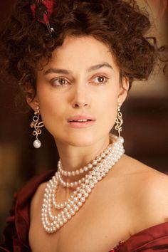Keira Knightley in 'Anna Karenina', 2012.