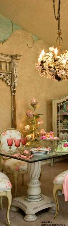 1000 images about decoracion estilo victoriano on - Decoracion estilo shabby chic ...