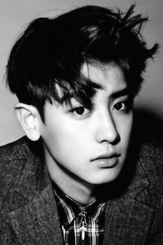 EXO   Chanyeol   Black & White   Handsome   Overdose   Flawless
