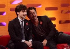 Colin Farrell and Daniel Radcliffe - The Graham Norton Show