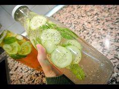 10 bebidas para reducir cintura | Belleza