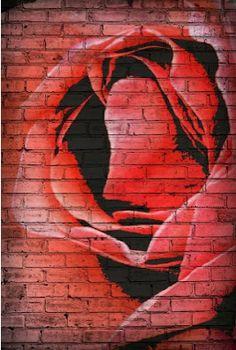 Rose - Graffiti Me app