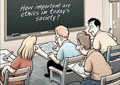 Sad haha. I'm totally proctoring an ethics exam on Monday. I'm sure this will happen. :/