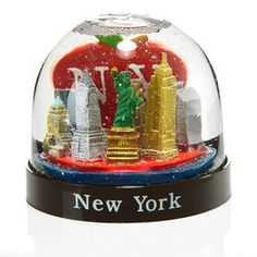 How to Drain a Snow Globe for Flight by Miriam Gottfried:, WSJ Works best for those Chinese snow globes as the German ones require distilled water for refilling.