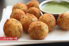 كروكيت السمك و البطاطس سهلة التحضير - http://m.lalamoulati.net/articles/41332.html