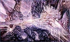 Robert Venosa Angelic Awakening