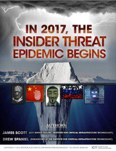 In 2017, The Insider Threat Epidemic Begins @ICITorg Characterizing insider threats & more http://icitech.org/icit-brief-in-2017-the-insider-threat-epidemic-begins/ … #infosec #security
