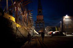 Sedov during Tall Ships' Race 2009 (Turku, Finland)