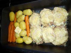 Pečené karé (fotorecept) - obrázok 11 Ale, Steak, Dairy, Cheese, Food, Ale Beer, Essen, Steaks, Meals