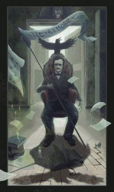 The Raven by Entar0178.deviantart.com on @deviantART