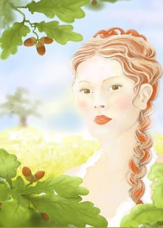 Late summer Greeting Card for Sale by Kirsi Korhonen Late Summer, Stretched Canvas Prints, Canvas Artwork, Wood Print, Wall Murals, Fine Art America, Aurora Sleeping Beauty, Greeting Cards, Drawings