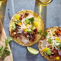 This flavorful fiesta-on-a-plate involves an unlikely main ingredient: fruit! Jackfruit is an extremely versatile ingredient because it...