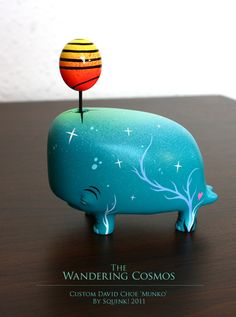 Wandering Cosmos by Squink on http://www.freshcharacters.com