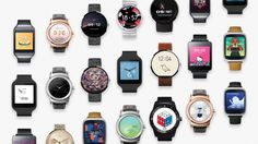 Is your Android Wear watchface a little tired? Try a new one!  In an age where mobile phones, computers and tablets last in months rather than years, it's little surprise that our fashion tastes have evolved with them.