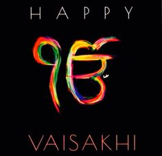 Happy Vaisakhi To all my Followers who are Celebrating today.....May Everyone be blessed with all the joy & happiness in their families & homes. Waheguru ji ka khalsa, Waheguru ji ki Fateh!  #happyvaisakhi #celebration #happiness #joy #familytime #togetherness #vaisakhi #friends #blessed #gurdwara #gurnji #WJKJWJKF
