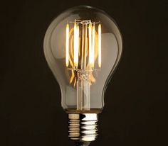 LED bulbs look just like old timey Edison incandescents, make steampunk energy efficient : TreeHugger