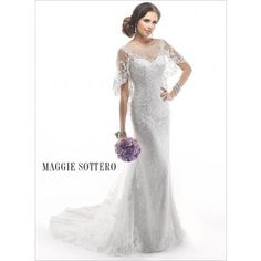 Maggie Sottero Alvarez - Bridal Closet - wedding dresses- Maggie Sottero Wedding Dresses - Utah Wedding Dresses