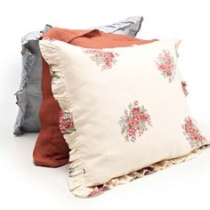 Libeco Home Rosehill Pillow Case With Ruffle