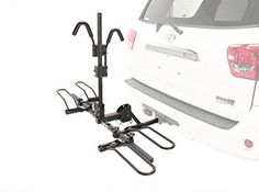 Bicycle Car Racks - Hollywood Racks HR1000 Sport Rider 2Bike Platform Style Hitch Mount Rack 125 and 2Inch Receiver *** Click image to review more details.
