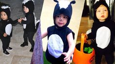 The Cutest Celebrity Kids' Halloween Costumes!: Is there really anything cuter than a baby dressed up as a chicken or bumblebee?