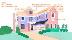 """""""McMansion Hell writer Kate Wagner on a new strain of modern houses for the masses, which marries the McMansion to architectural styles of the mid-to-late 20th century."""""""