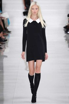 #NYFW - Runway: Ralph #Lauren Spring 2014 Ready-to-Wear Collection