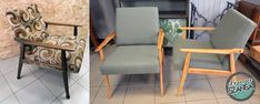 ARMCHAIRS RENOVATION Armchairs, Accent Chairs, Handmade, Diy, Furniture, Home Decor, Wing Chairs, Upholstered Chairs, Couches