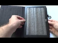 Unboxing cover book Acer Iconia A3-A10 - YouTube
